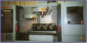 Bridgeport VMC 800-22 Vertical Machining Centre