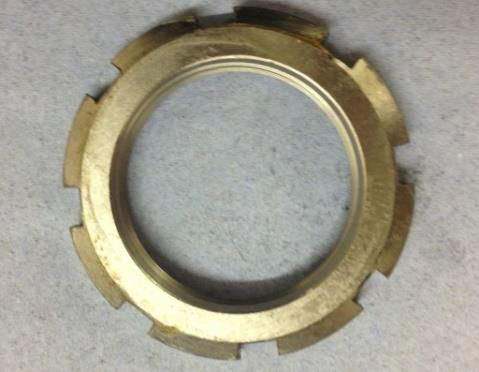 Bearing lock nut and tab washer -125-025 and 125-051